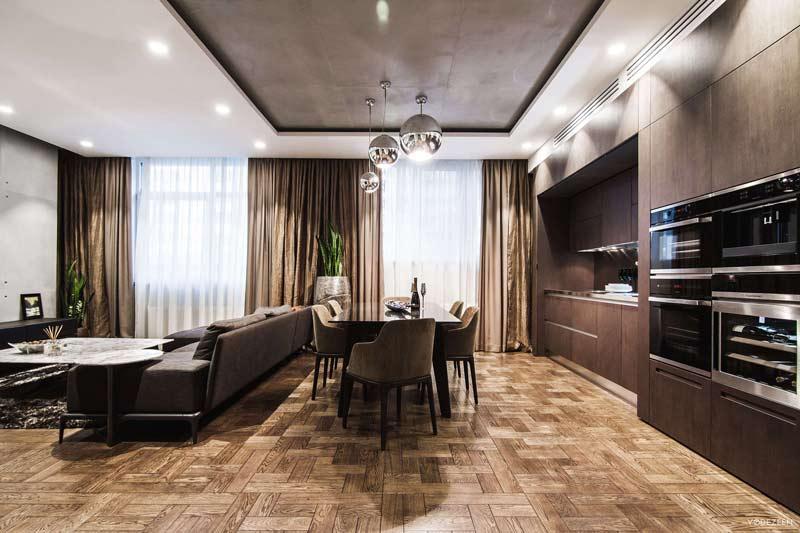 chọn lựa phong cách thiết kế nội thất căn hộ