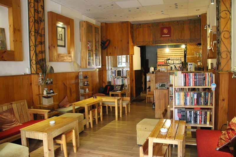 mô hình quán cafe bình dân 1