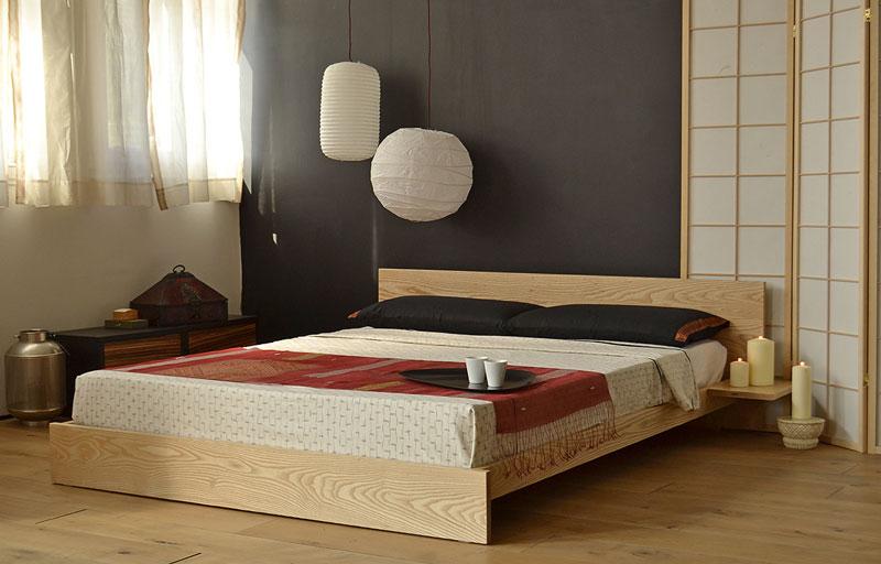thiết kế phòng ngủ kiểu Nhật 2